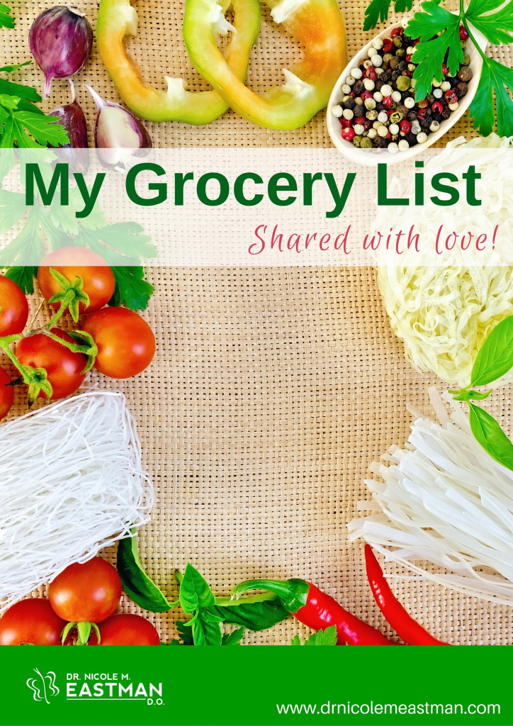 My_Grocery_List_Ebook